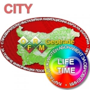 OFRM Geotrade CITY Lifetime