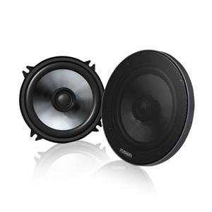"Двулентови интериорни нископрофилни високоговорители, 5.25"", 100W, черни (чифт)"