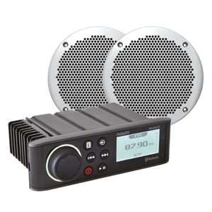 MS-RA70 Комплект MS-RA70 плеър + чифт говорители EL-F651W