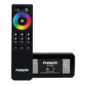 MS-RGBRC RGB модул за контрол на осветление с безжично дистанционно
