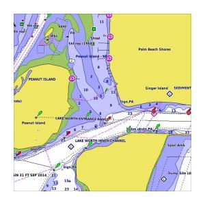 BlueChart g2 HD за Черно море и Азовско море