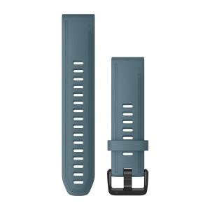 QuickFit® 20 Lakeside Blue силиконова каишка