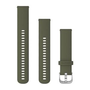 Бързоосвобождаваща се каишка - Moss (20 мм)