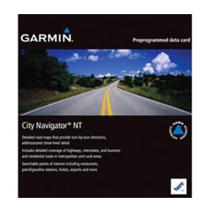 City Navigator® Южна Азия NTU