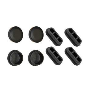Комплект гумени капачки за Tacx NEO
