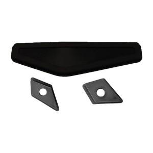 Tacx комплект гумени капачки