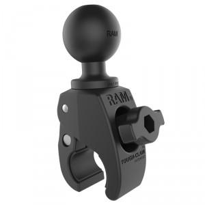 RAM® Tough-Claw™ малка монтажна скоба с топка - С размер