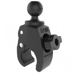 RAM® Tough-Claw™ малка монтажна скоба с топка - В размер