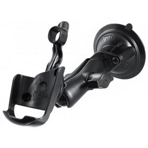RAM® Twist-Lock™ монтажно с вакуум за GPSMAP 64, Astro 320, Alpha 100 и др. (размер В)