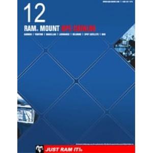RAM® Каталог за ръчни GPS-и