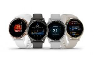 Нова серия GPS смарт часовници - Venu® 2