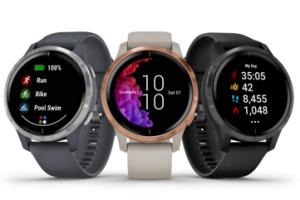 Нов AMOLED GPS смарт часовник - Venu ™