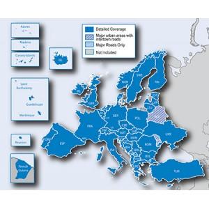 Излезе нова версия на City Navigator® Europe 2019.20
