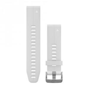 QuickFit® 20 Carrara White силиконова каишка