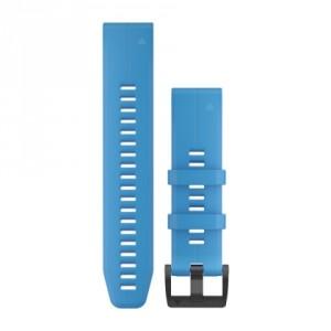 QuickFit® 22 Cyan Blue силиконова каишка
