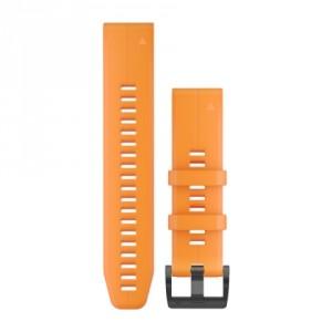 QuickFit® 22 Spark Orange силиконова каишка