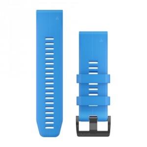 QuickFit® 26 Cyan Blue силиконова каишка
