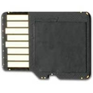 4 GB microSD™ със SD™ адаптер