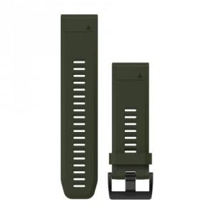 QuickFit™ 26 зелена силиконова каишка