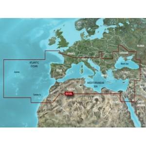 BlueChart g2 Vision за Южна Европа