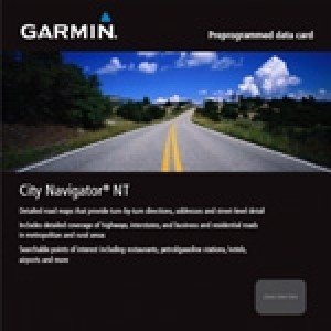 City Navigator® Европа NTU