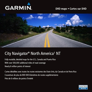 City Navigator® Северна Америка NT