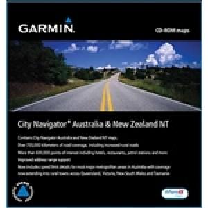 City Navigator Австралия и Нова Зеландия NT