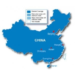 City Navigator Китай NT