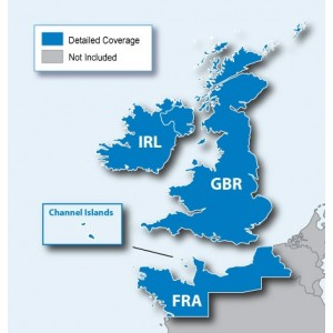 City Navigator® Europe NT – Великобритания/Ирландия