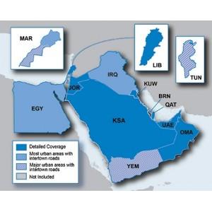 City Navigator Близкия Изток & Северна Африка NT
