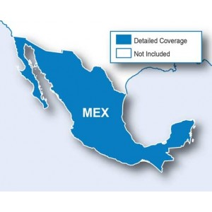 City Navigator Мексико NT