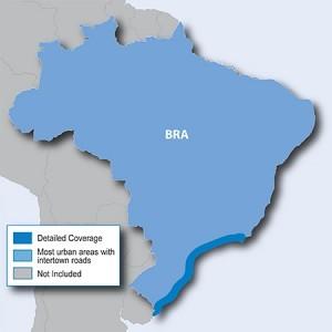 City Navigator Бразилия NT