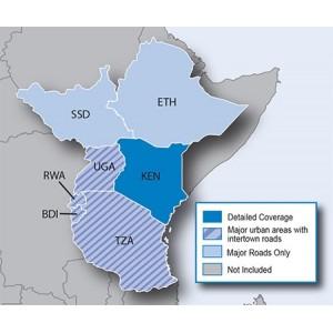 City Navigator Източна Африка NT