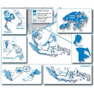 City Navigator Югоизточна Азия NT