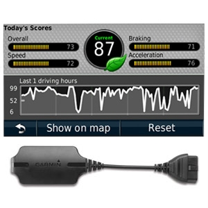 ecoRoute™ HD бордова диагностика (OBD)