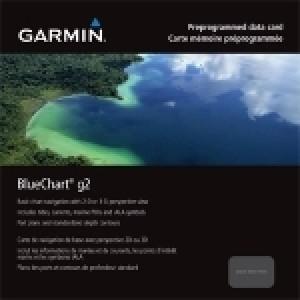 BlueChart® g2 за други морета и региони
