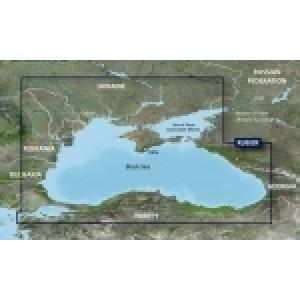 BlueChart g2 Vision за Черно море за Garmin картографи